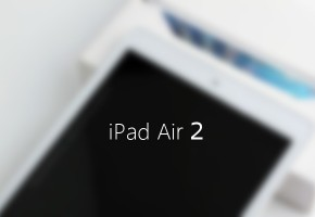 Everything about iPad Air 2